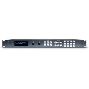 AJA FS4 4-Channel 2K/HD/SD or 1-Channel 4K/UHD Frame Synchronizer