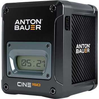 Anton Bauer 8675-0104 CINE 150 GM Battery