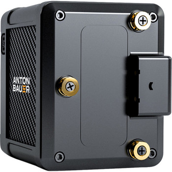 Anton Bauer 8675-0103 CINE 90 14.4V 90Wh Gold Mount Lithium Ion Battery