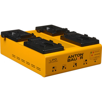 Anton Bauer 8475-0136 LPD Travel Discharger (V-Mount)