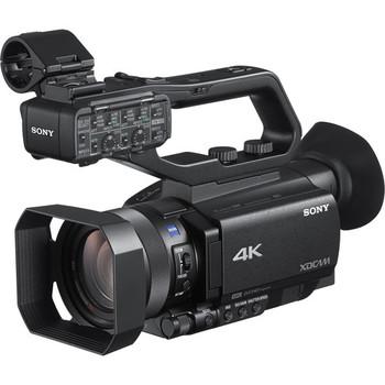 Sony PXW-Z90V 4K HDR XDCAM Camera with Fast Hybrid AF