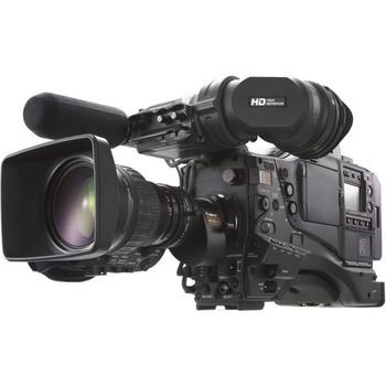 "Panasonic AJ-HPX2000 2/3"" 3CCD P2 HD/SD Multi-Format Camcorder"