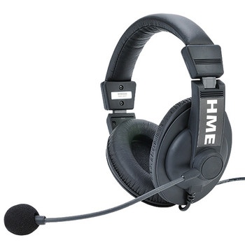 Clear-Com CZ11459 Double-Ear Headset with Mini Connector