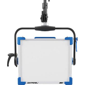 ARRI l0.0007711 SkyPanel S30-C LED Softlight (Blue/Silver, Edison)