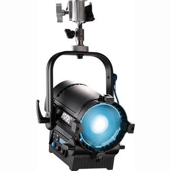 "ArriL0.0001952 L5-C 5"" LED Fresnel (Black, Pole Operated)"
