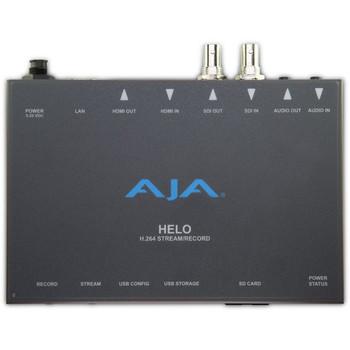 AJA HELO Streamer & Recorder