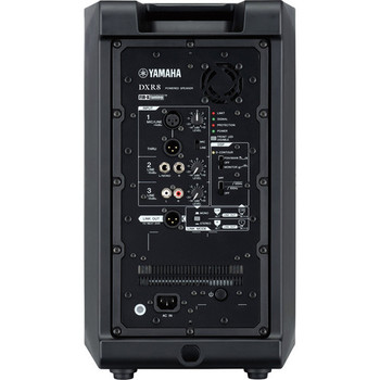 "Yamaha DXR8 8"" 1100W 2-Way Active Loudspeaker"