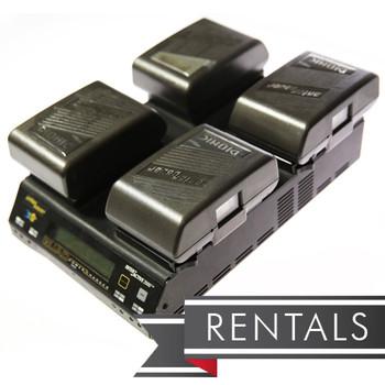 Anton Bauer Gold Mount Battery Kit