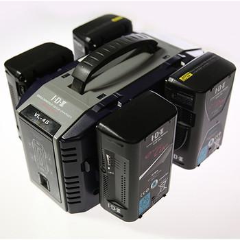 IDX V-Mount Battery Kit
