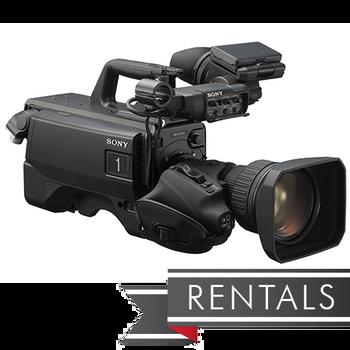 Sony HDC-3170 HD Digital Triax Pro Package