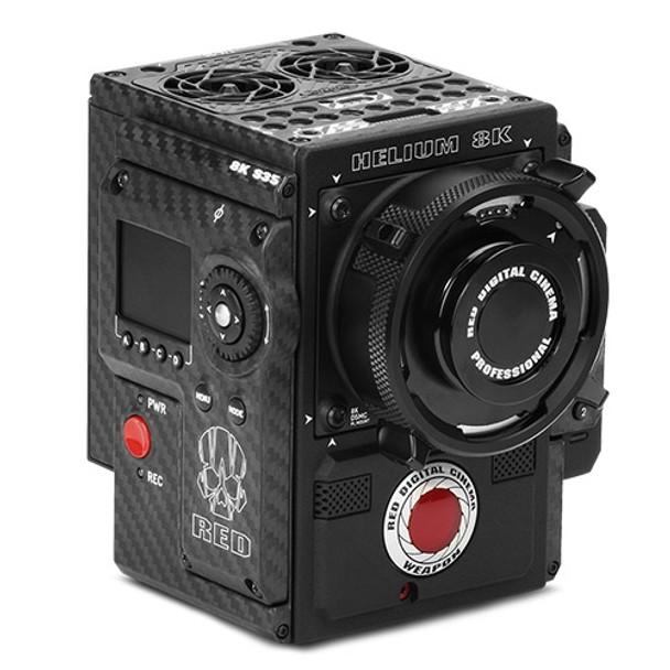 RED 710-0263-STD DSMC2 BRAIN with HELIUM 8K S35 Sensor (Standard OLPF)