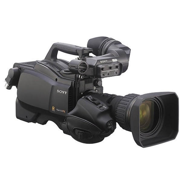 Sony HSC-300RF Optical Fiber Broadcast Camera