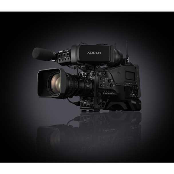 Sony PXW-X320 XDCAM Solid State Memory Camcorder with Fujinon 16x Servo Zoom Lens