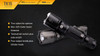 Fenix TK15 Ultimate Edt. LED Flashlight Highlights