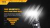 Fenix TK15 Ultimate Edt. LED Flashlight Modes