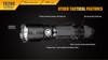 Fenix TK20R Rechargeable Tactical Flashlight Body