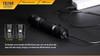 Fenix TK20R Rechargeable Tactical Flashlight Charging