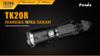 Fenix TK20R Rechargeable LED Tactical Flashlight