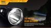 Fenix TK47 Dual-Purpose LED Flashlight Beam Distance