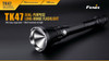 Fenix TK47 Dual-Purpose LED Flashlight