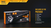 Fenix TK47 Dual-Purpose LED Flashlight Box