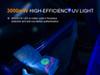Fenix TK25UV LED flashlight with Ultraviolet Lighting