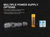 Fenix PD35 V2.0 Digital Camo Edition Tactical Flashlight