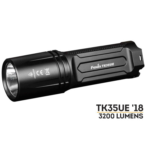 Fenix TK35 Ultimate Edition Tactical LED Flashlight 2018 Edition