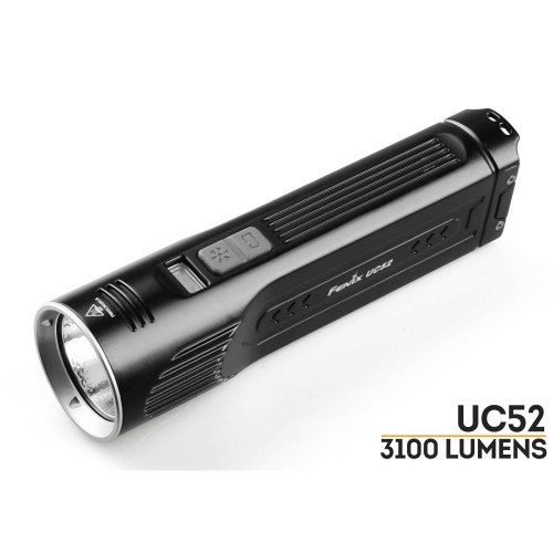 Fenix UC52 Rechargeable LED Flashlight