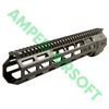 "PTS - Mega Arms Wedge Lock Handguard 12"" (Black) Rail Stand Alone"