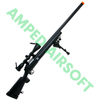 ECHO 1 - M28 Bolt Action Rifle GEN 2 (Black) with Scope.  Scope is not included.