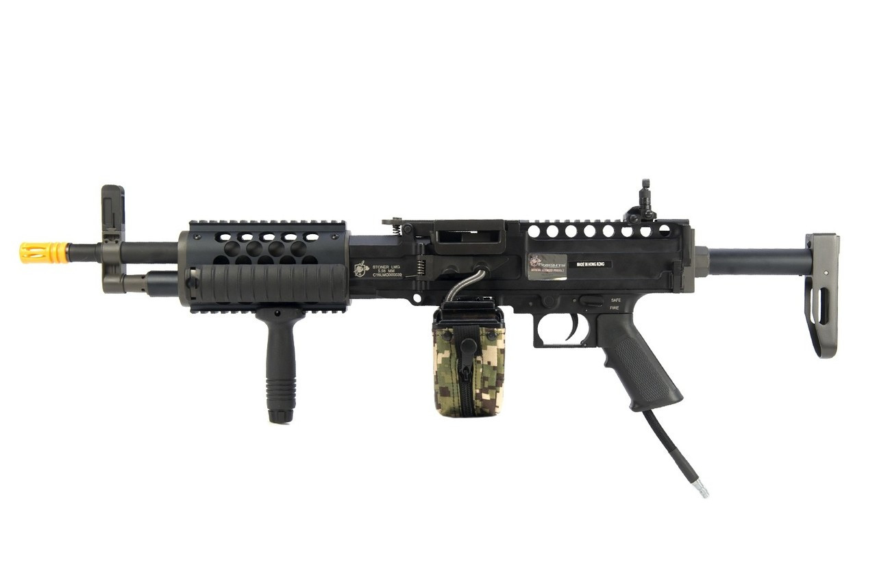 Knights armament airsoft stoner lmg with inferno gen2 premium hpa knights armament airsoft stoner lmg with inferno gen2 premium hpa unit installed left side thecheapjerseys Choice Image