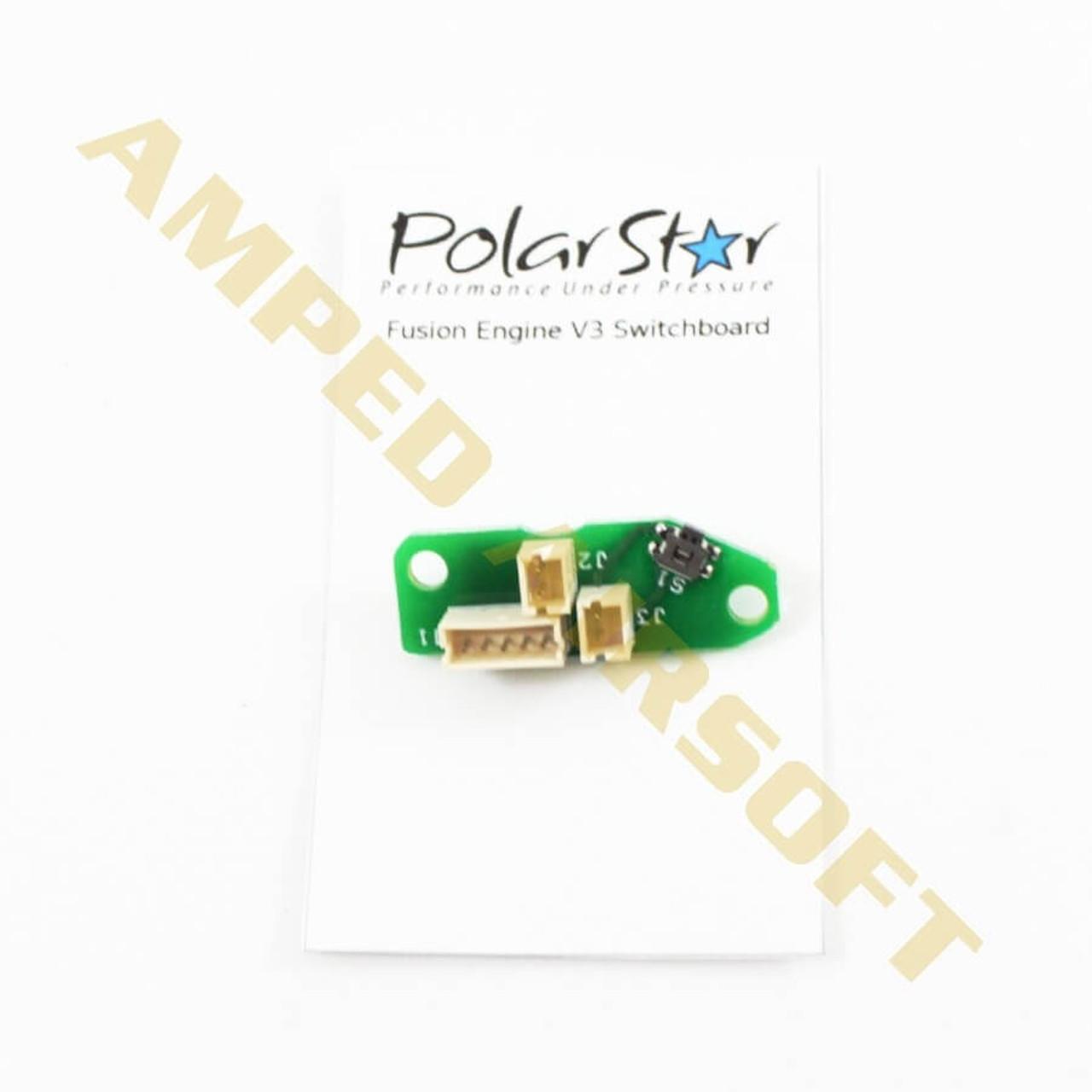 Polarstar Fusion Engine V2 Gen2 Terrariumtvshows Trigger Switch And Mini Circuit Board Bingo Airsoftworks