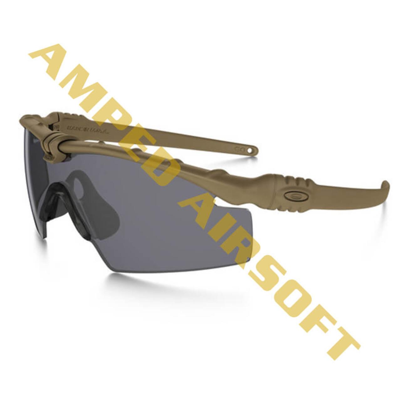 Oakley - SI Ballistic M Frame 3.0 - Dark Bone Frame w/ Grey Lens