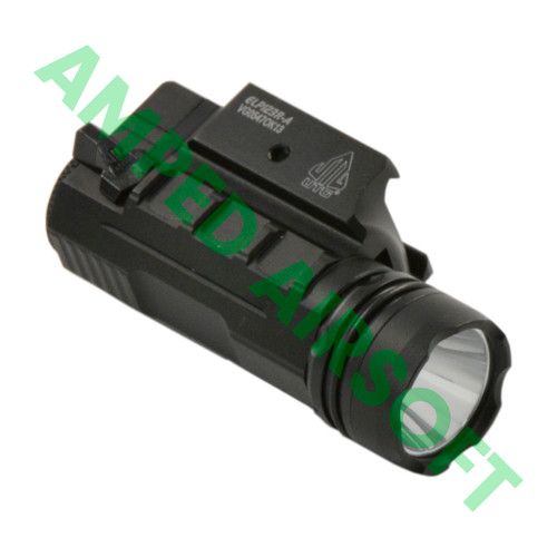 Leapers - UTG 400 Lumen Sub-Compact LED Ambi Pistol Light (Black)