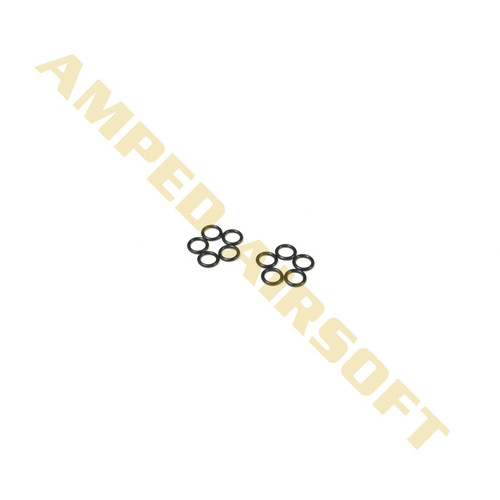 Amped Airsoft - Hop-Up O-Ring Barrel Spacer (Pack of 10)