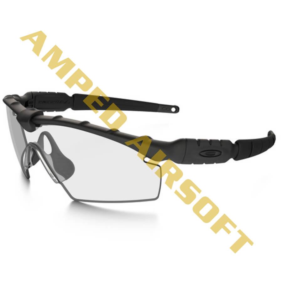Oakley - SI Ballistic M Frame 2.0 Strike - Black Frame w/ Clear Lens