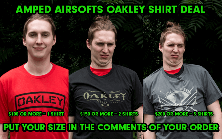 ampd airsoft oakley shirt special