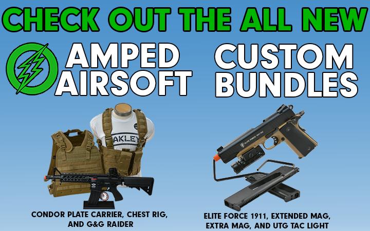 Amped Airsoft custom bundles