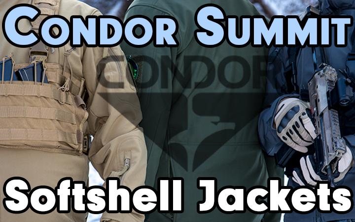 Condor Summit Softshell Jackets