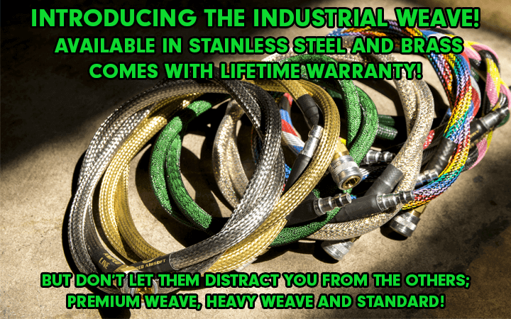 amped airsoft industrial weave line lifetime warranty