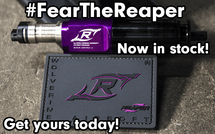 Wolverine Reaper HPA Engine #FearTheReaper