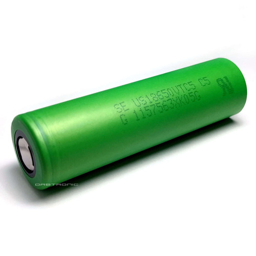 Sony VTC5 18650 Battery IMR High Drain 2600mAh Flat Top US18650VTC5