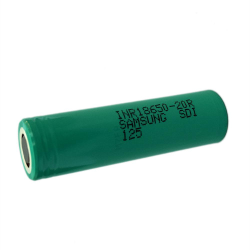 Samsung 18650 battery inr18650-20R