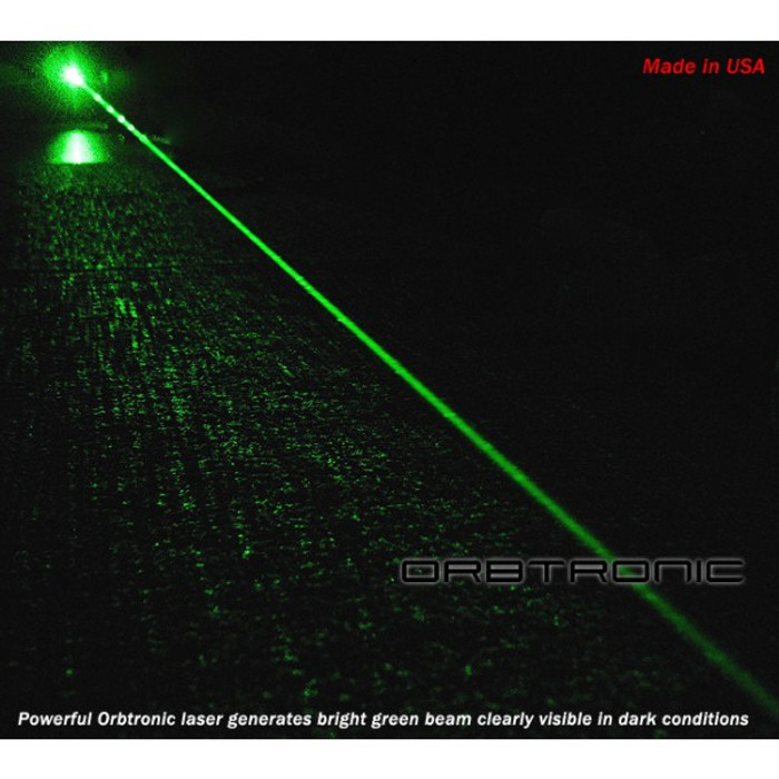 ORB1 High Focus Tactical Military Green Laser Pointer