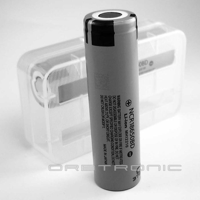 Panasonic NCR18650BD 3200mAh 3.7V 18650 Battery Li-ion Rechargeable