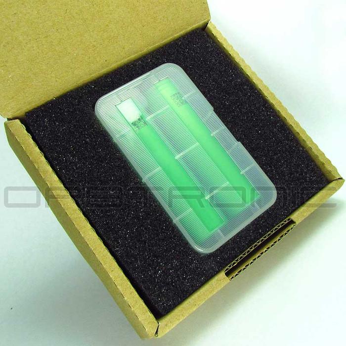 Packaging - holder - US18650VTC5  Battery IMR
