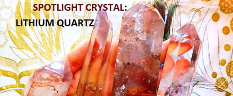 Spotlight Crystal Of The Week (March 12-18)