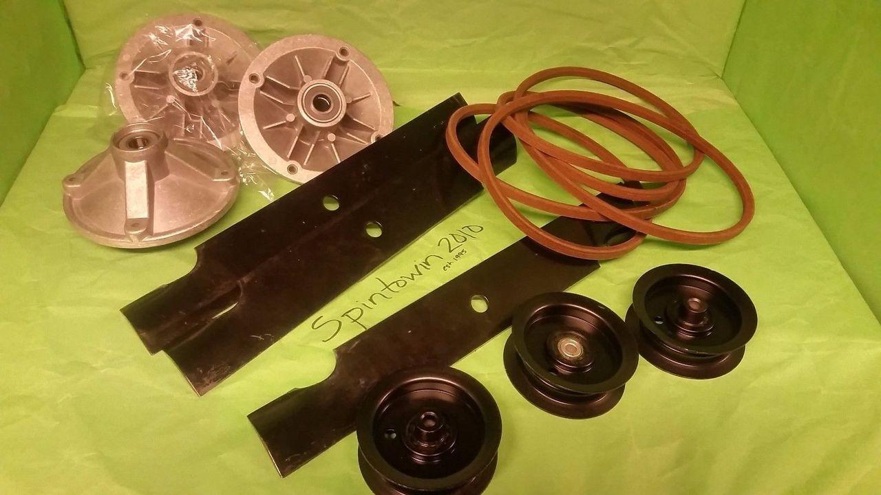 Toro Timecutter Z5000 Drive Belt Diagram Wiring Deck Rebuild Kit Blades Pulleys Spindles Z5020 Z5030