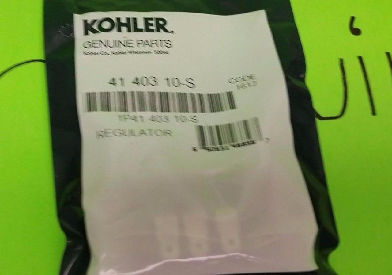 Kohler Genuine Regulator Rectifier 41 403 10-S 4140310-S OEM Part ...